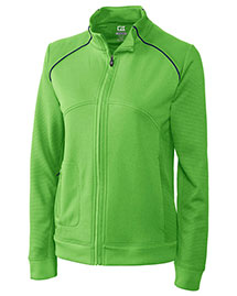Cutter & Buck LCK08514 Women Cb Drytec Edge Full Zip