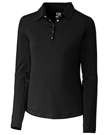 Cutter & Buck Lck08650 Women Long Sleeve Luca Polo