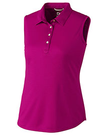 Cutter & Buck Lck08681 Women S/L Clare Polo