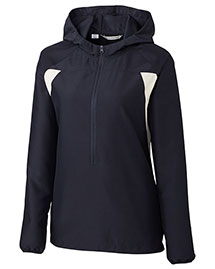 Cutter & Buck Lco01215 Women Cb Windtec Packable Anorak