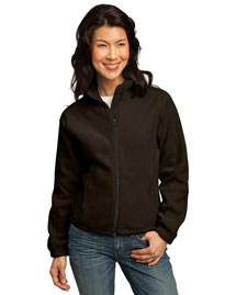 Port Authority LP77 Ladies R-Tek Fleece Full-Zip Jacket at bigntallapparel