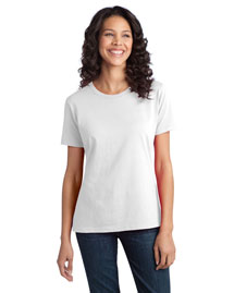 Port & Company LPC150 Women WoEssential Ring Spun Cotton Tshirt