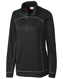 Ladies Helsa Half Zip at bigntallapparel