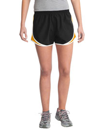 Sport-Tek LST304 Ladies Cadence Short at bigntallapparel