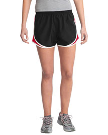 Sport-Tek LST304 Women Cadence Short at bigntallapparel