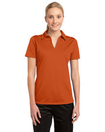 Sport-Tek LST690 Women Active Textured Polo at bigntallapparel
