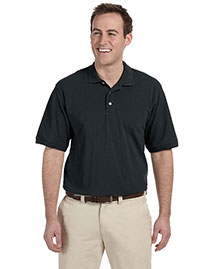 Harriton M265 Men 5 Oz Easy Blend Polo