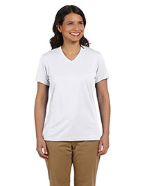 Harriton M320W Ladies' 4.2 Oz. Athletic Sport T-Shirt at bigntallapparel