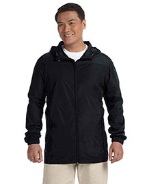 Harriton M765 Men's Essential Rainwear at bigntallapparel