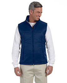 Harriton M795 Men Essential Polyfill Vest