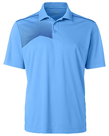 Cutter & Buck Mbk01277 Men Glen Acres Polo