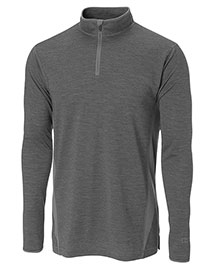 Cutter & Buck Mck00549 Men Cb Drytec Long Sleeve Hudson Bay Mock