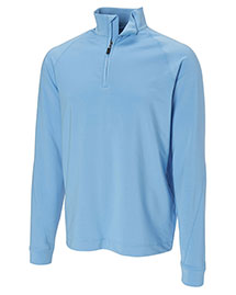 Cutter & Buck MCK00637 Men CB DryTec Montlake Half Zip Fleece