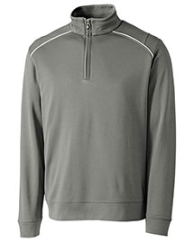 CB Weather Tec Ridge Half Zip at bigntallapparel