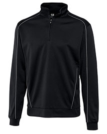 CB DryTec Edge Half Zip at bigntallapparel