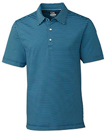 Cutter & Buck MCK09257 Men Dickson Stripe Polo