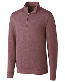 Cutter & Buck MCK09264 Men Shoreline Half Zip