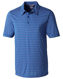 Cutter & Buck Mck09354  Flight Stripe Polo