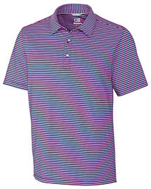 Cutter & Buck MCK09372  Division Stripe Polo