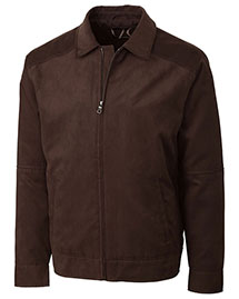 Cutter & Buck Mco00917 Men Microsuede Roosevelt Jacket