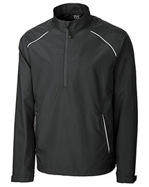 CB WeatherTec Beacon Half Zip Jacket at bigntallapparel