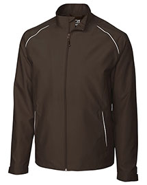Cutter & Buck MCO00923 Men CB WeatherTec Beacon Full Zip Jacket