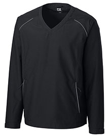 Cutter & Buck MCO00924 Men CB WeatherTec Beacon V-neck Jacket