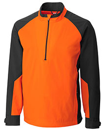 Cutter & Buck MCO00937 Men Cb Weathertec Summit Half Zip