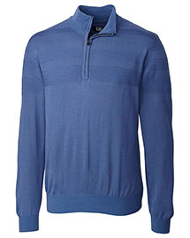 Cutter & Buck Mcs01433 Men Douglas Half Zip