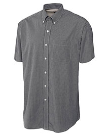 Cutter & Buck MCW01792 Men Cutter Gingham