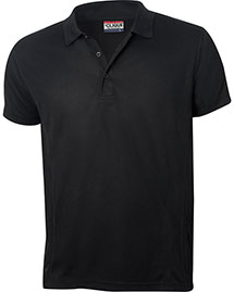 Clique/New Wave Mqk00023 Men Ice Pique Polo