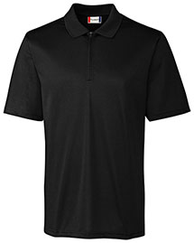 Clique/New Wave MQK00065 Men Malmo Snag Proof Zip Polo