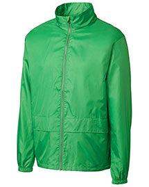 Clique/New Wave MQO00054 Men Moss Windbreaker