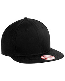 New Era NE400 Mens Flat Bill Adjustable Cap at bigntallapparel