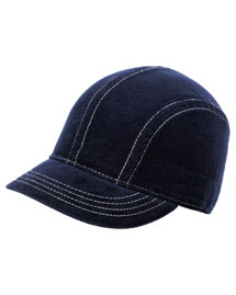 New Era NE500 Women's Corduroy Short Bill Cap at bigntallapparel