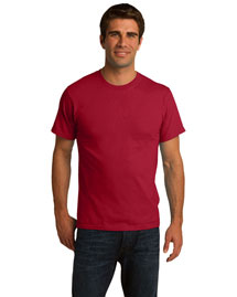 Port & Company Pc150org Men Essential 100% Organic Ring Spun Cotton Tshirt