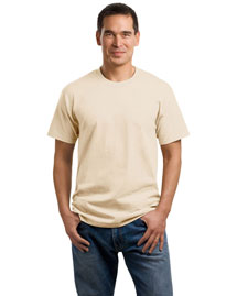 Port & Company PC54 Mens 55 Oz 100% Cotton T Shirt at bigntallapparel