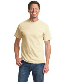 Port & Company PC61 Mens 100% Cotton Essential T Shirt at bigntallapparel