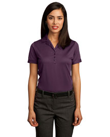 Red House RH50 Women Contrast Stitch Performance Pique Polo