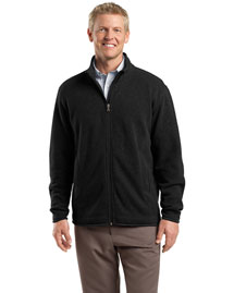 Red House RH54 Men Sweater Fleece Full Zip Jacket