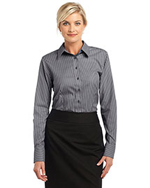 Red House RH65 Women Stripe Non-Iron Pinpoint Oxford