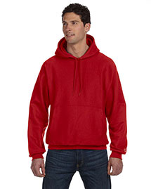 Champion S1051 Men  12 Oz. 82/18 Reverse Weave Pullover Hood