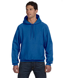 Champion S1051 12 Oz., 82/18 Reverse Weave Pullover Hood at bigntallapparel
