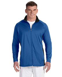 Champion S270 Men 5.4 Oz. Performance Colorblock Full-Zip Jacket