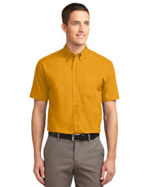 Port Authority S508 Men Short Sleeve Easy Care Dress Shirt