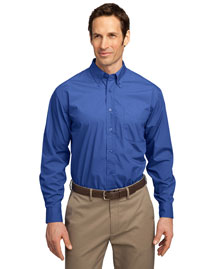 Port Authority S607 Men's Long Sleeve Easy Care Soil Resistant Dress Shirt