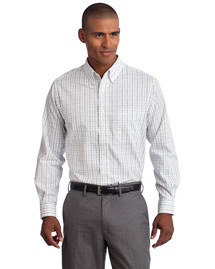 Port Authority S642 Men Tattersall Easy Care Shirt