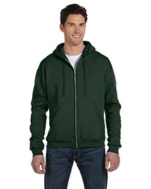 Champion S800 Men  9 Oz. 50/50 Ecosmart Full-Zip Hood