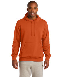 Sport-Tek Tst254 Men Tall Pullover Hooded Sweatshirt