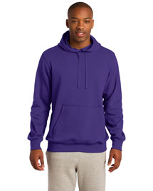 Sport-Tek ST254 Men Pullover Hooded Sweatshirt